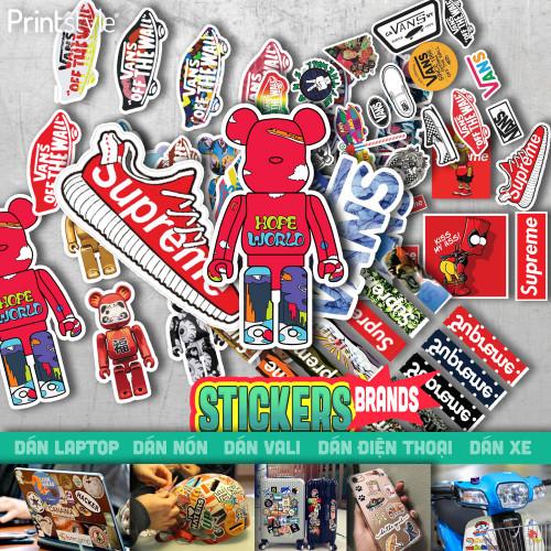 Sticker supreme
