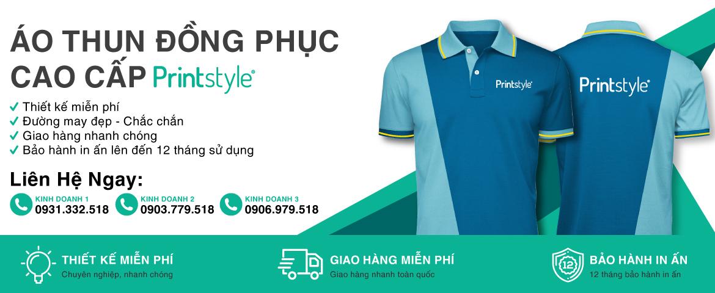 Thiết kế áo thun online